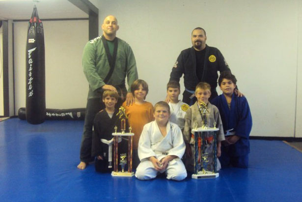 Our champion kids class