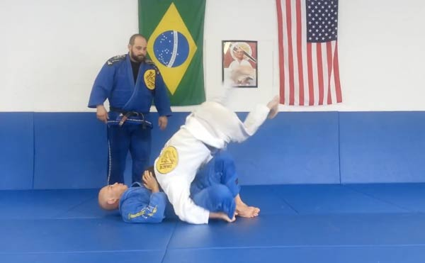 Victor Huber BJJ Technique of the Month
